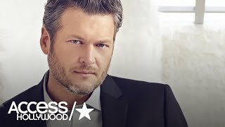 Blake Shelton Named People's Sexiest Man Alive | Access Hollywood