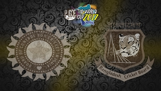 pge t10 world cup 2017 india v bangladesh group 1 match 1 don bradman cricket 17