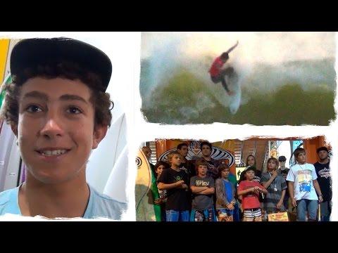 2a Etapa Circuito Uruguayo de Surf 2015.La Paloma Rocha