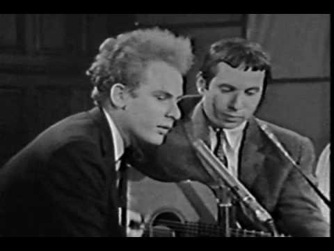 Simon & Garfunkel - Richard Cory (Live Canadian TV, 1966)