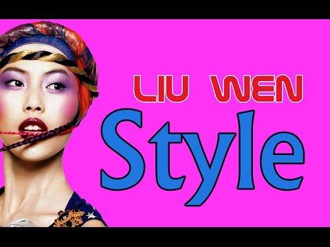 Liu Wen Style Liu Wen Fashion Cool Styles Looks
