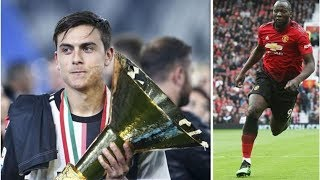 The two things holding up Man Utd's Paulo Dybala transfer as Romelu Lukaku left in limbo- transfe...