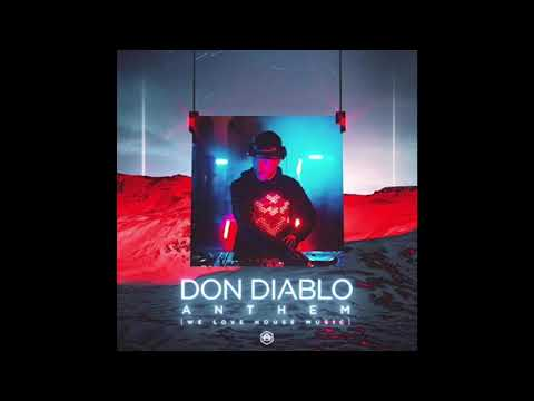 Don Diablo - Anthem (RetroVision Remix)