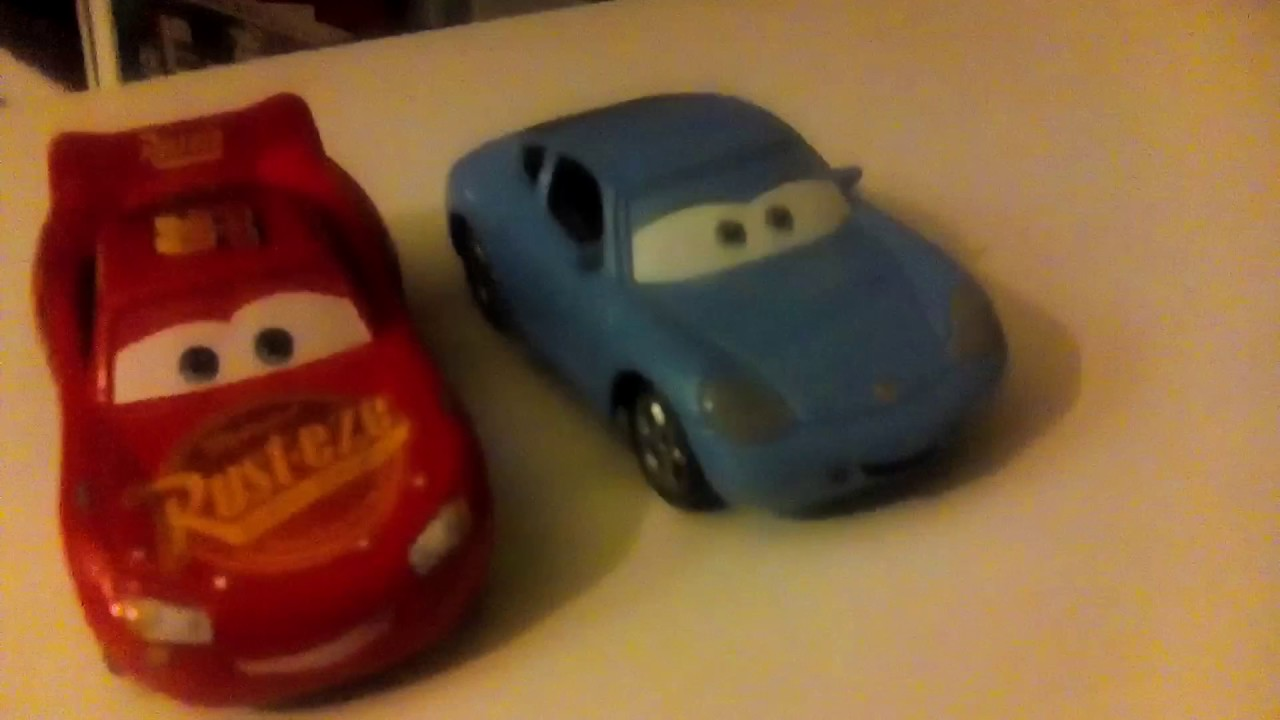 Cars 3 Diecast 2 Pack From Ebay Cars 3 Lightning Mcqueen And Sally Youtube