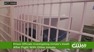 <b>Prison</b> Officials Investigating Inmate's Death After Fight With Another ...