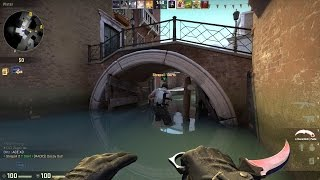 CU GEO IN CANAL! | Counter Strike Global Offensive
