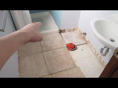 Small Bathroom Remodel - (Part 1)