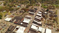 Mt.airy NC view from above