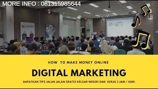 Pelatihan Internet marketing Jakarta selatan