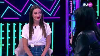 Ирина Дубцова в шоу Тема на RU.TV