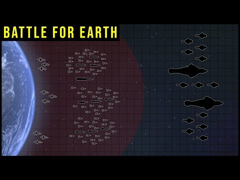 How the Covenant won the Battle for Earth | Halo Battle Breakdown Fixed