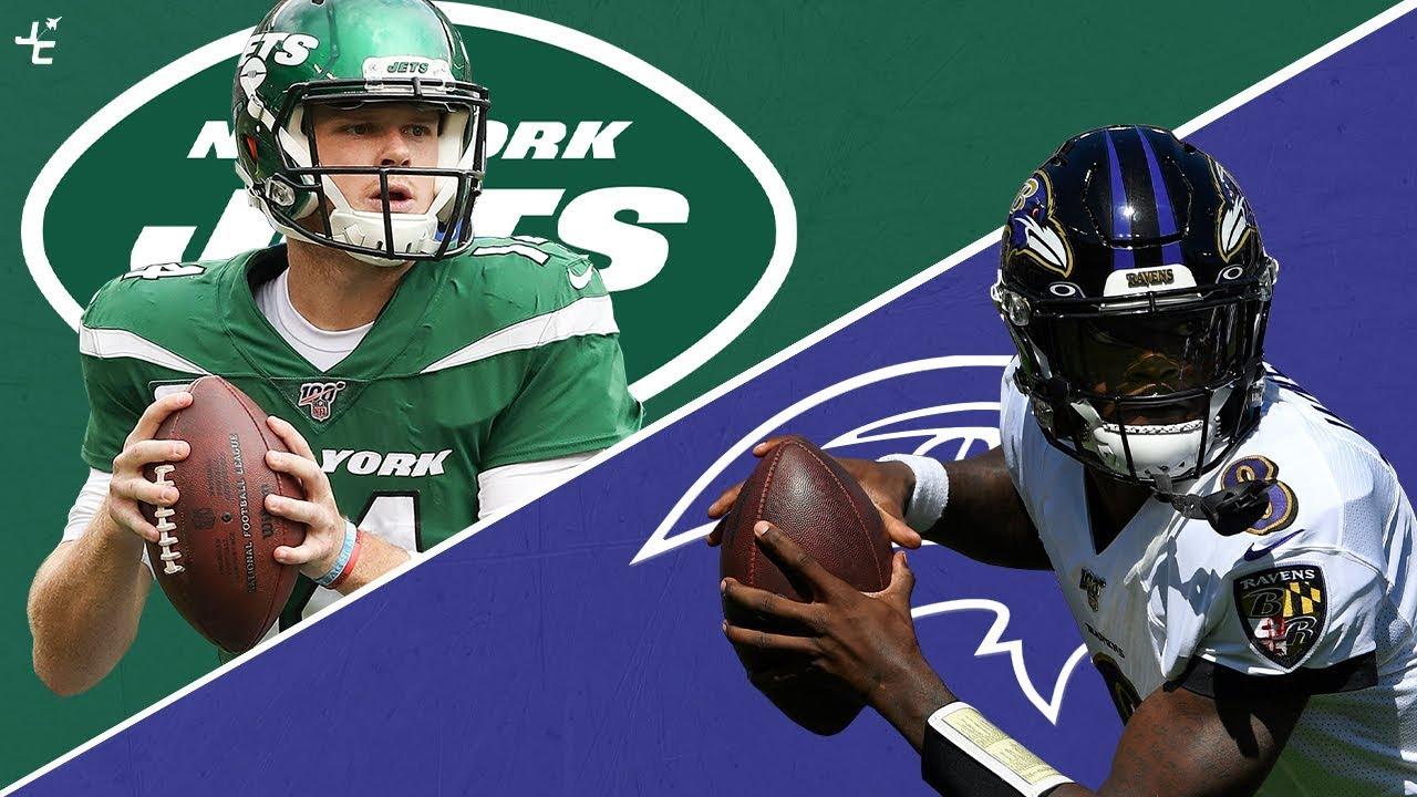 New York Jets Vs Baltimore Ravens Preview Thursday Night Football Youtube Jets defensive coordinator gregg williams. youtube