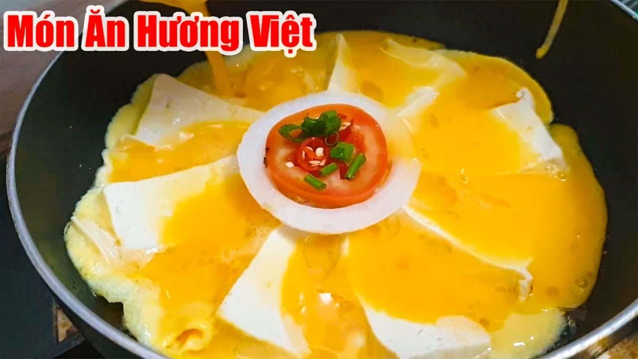 Đừng chỉ chiên trứng, thêm thứ này vào bảo đảm ngon gấp đôi#Món#Ăn#Hương#Việt