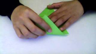 How To Make A Origami Crow That Walks