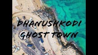Rameshwaram-Dhanushkodi Ghost Town | Ram setu | Drone shots! DJI Mavic Pro