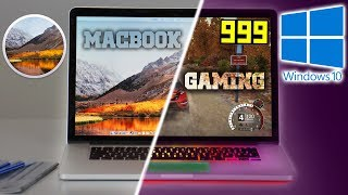 Macbookból Gamer Laptop - Játékteszt!