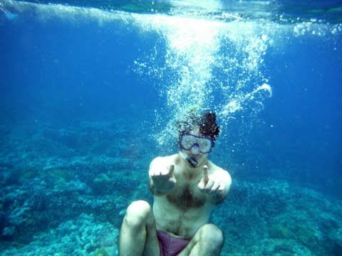 Snorkeling In The Paradise