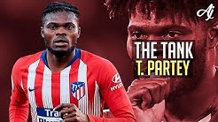 This is Why Thomas Partey is The Most Underrated Midfielder!