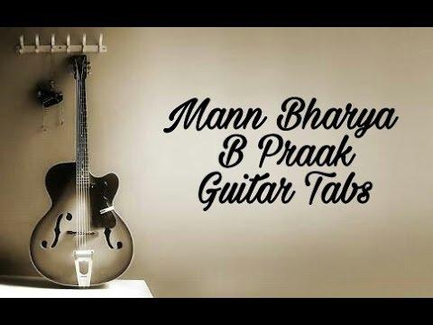 mann bharya single string