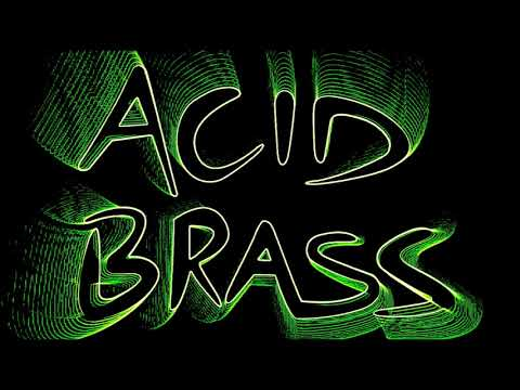 Acid Brass   Voodoo Ray Instrumental  Williams Fairey Jeremy Deller  A Guy Called Gerald