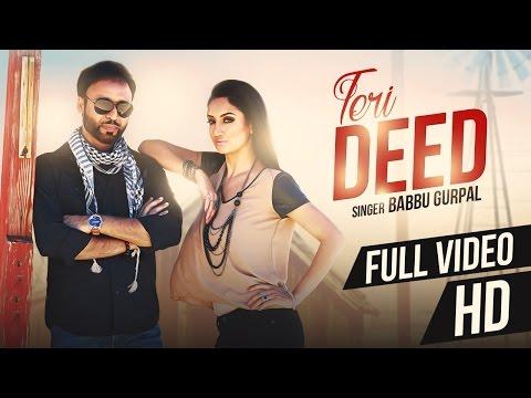 New Punjabi Songs 2016 ● Teri Deed ● Babbu Gurpal ● Punjabi Song  ● Lokdhun Punjabi