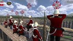 Mount and blade warband: 1stEB Anglo Zulu mod event