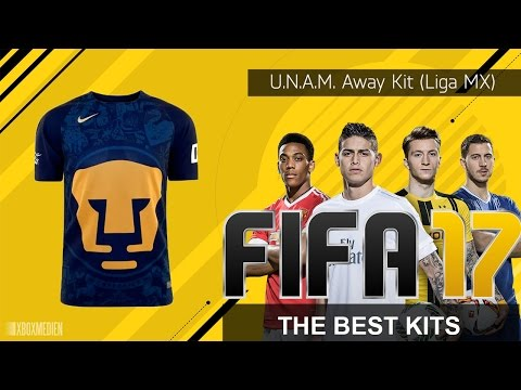 FIFA 17 Ultimate Team Best & Most Beautiful Kits Part 1