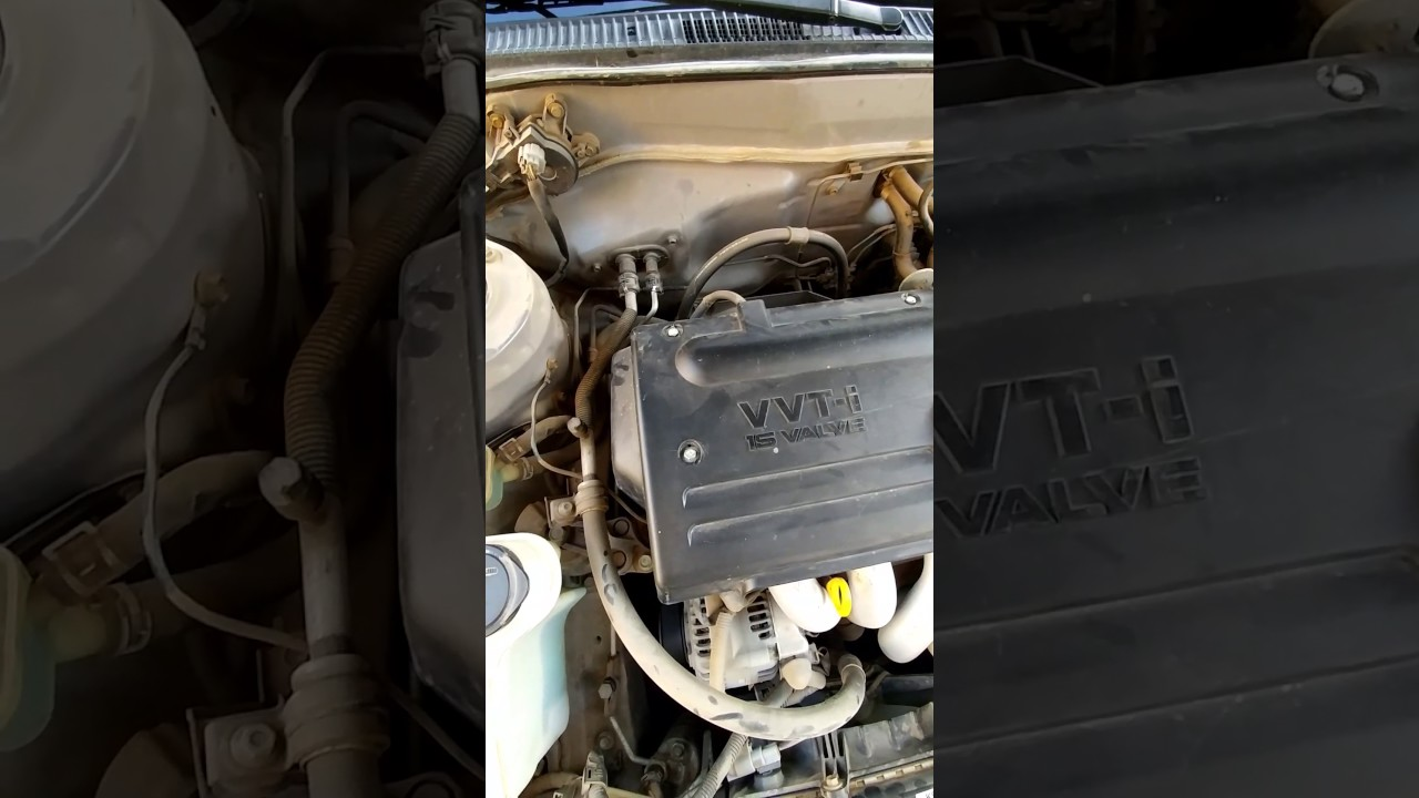 Toyota Corolla 1 8l 8th Gen Creaking Rattle On The Engine