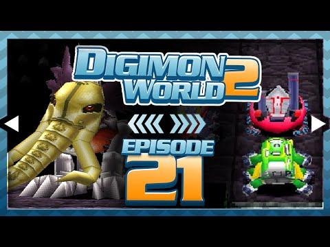 Digimon World 2 - Episode 21 : Laser Domain!