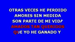 Julio Iglesias & Los Temerarios   Esos Amores