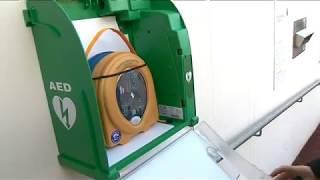 La ville de Royan compte 21 défibrillateurs en cas d'urgence