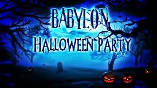 HALLOWEEN PARTY - KC BABYLON Brno - Intro (TV BABYLON)