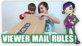 viewer mail package from mark martin monster high