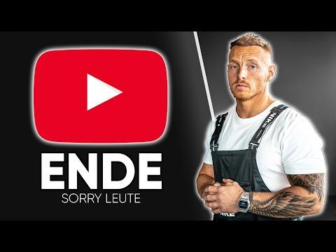 Wir müssen den YouTube Content ändern... LEIDER