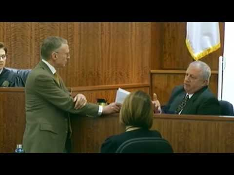 Aaron Hernandez Trial - Video From Courtroom