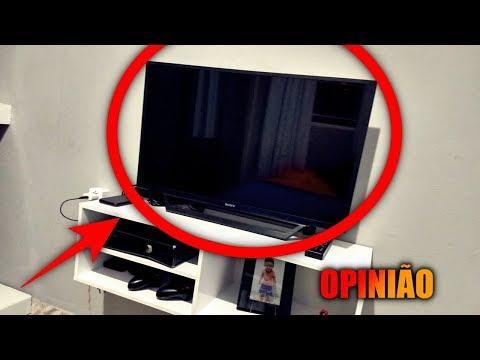 SMART TV LED 32 SONY BRAVIA É BOA? (MINHA OPINIÃO)
