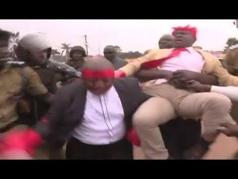 Police Has Raided Kansala Segirinya s Home in Such Of Bobi Wine