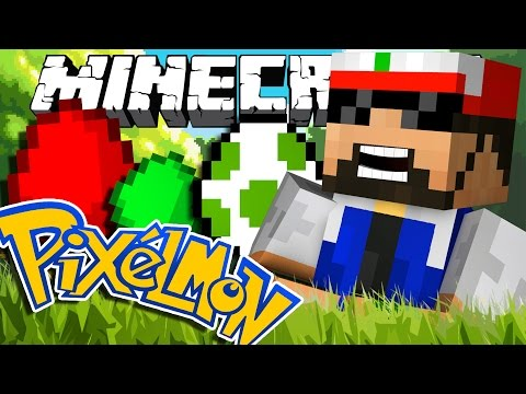 Minecraft | Pixelmon | THE EGGS CHALLENGE!! [9]