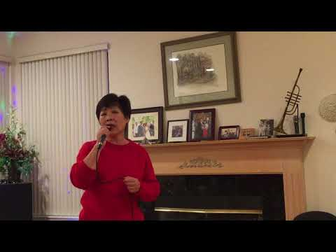 Barbara Yang Holiday Singings Welcome Engra 2017