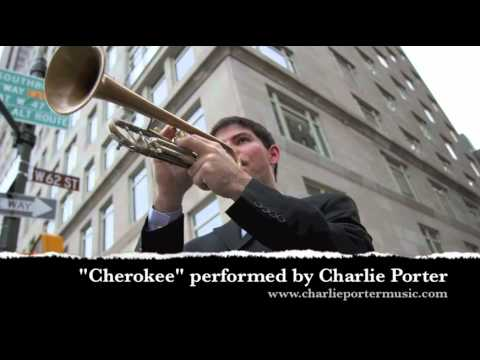 """""""Cherokee"""" performed by Charlie Porter"""