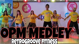OPM MEDLEY | VST and Company | RetroGroove Fitness | Toots Ensomo | RGF team