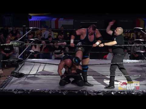 Bad Bones vs. Pascal Spalter (Pro Wrestling World Cup Germany - 1st Round)