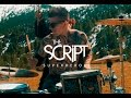 "The Script - Superheroes - Deivhook (""Monkey"" Drum Cover)"
