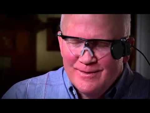 Larry's Story: NC's first bionic eye recipient