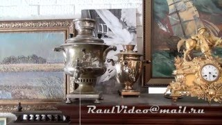 Музей самовара в Казани  Самовары Фарита Зарипова