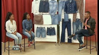 (Woolworths)  DENIM FOR ALL LEG SHAPES OR SKIRT STYLES