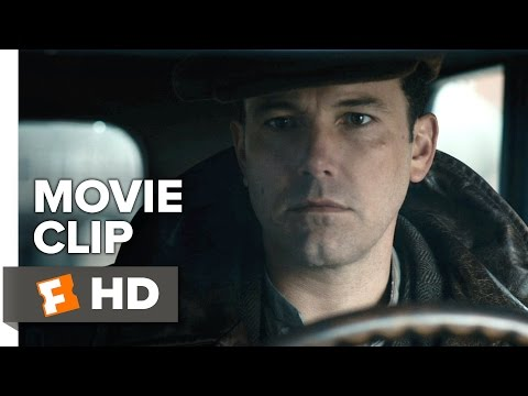Live by Night Movie CLIP - Let's Go (2017) - Ben Affleck Movie