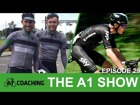 Wicklow 200, Dan Martin and A4 Crash Fest  | A1 Show Ep 29