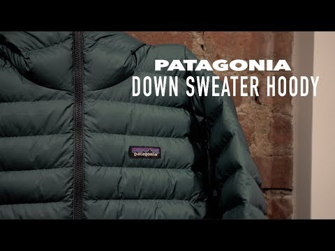 Patagonia Down Sweater Hoody Jacket Review