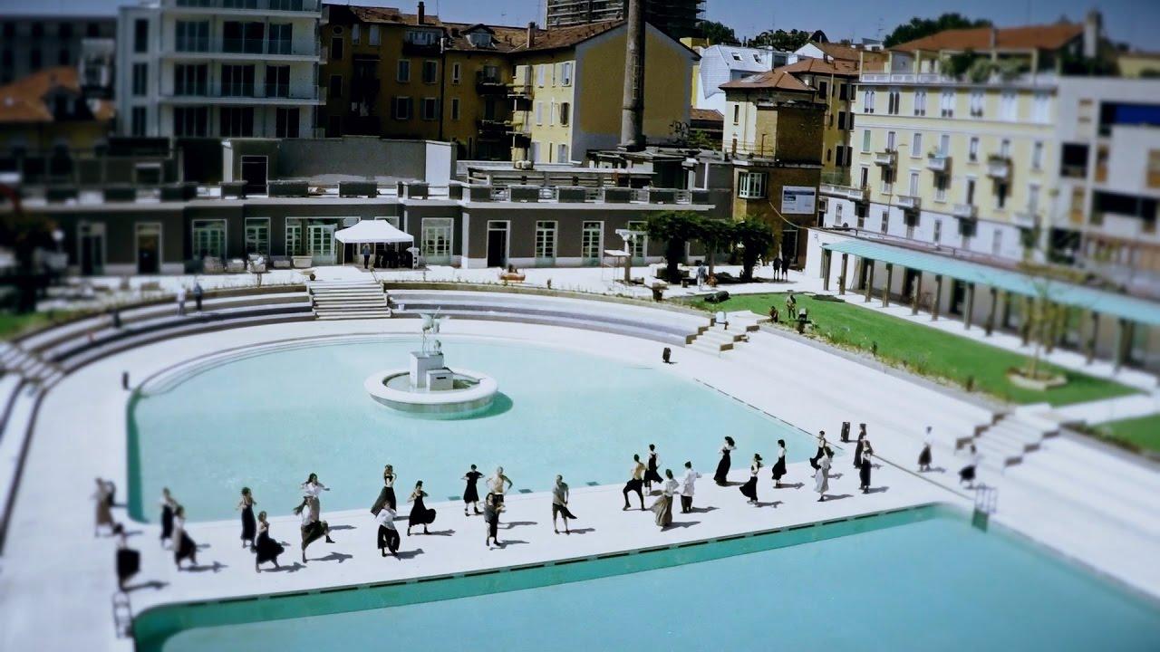 i bagni misteriosi di milano, l'apertura - teatro franco parenti